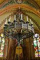 Malchow Stadtkirche Leuchter 1.jpg