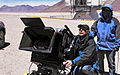 Malcolm Ludgate, Director of Photography for Hidden Universe, filming ALMA in Chile's arid Atacama Desert.jpg