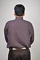 Man Standing - Back View - Kolkata 2011-01-25 0238.JPG