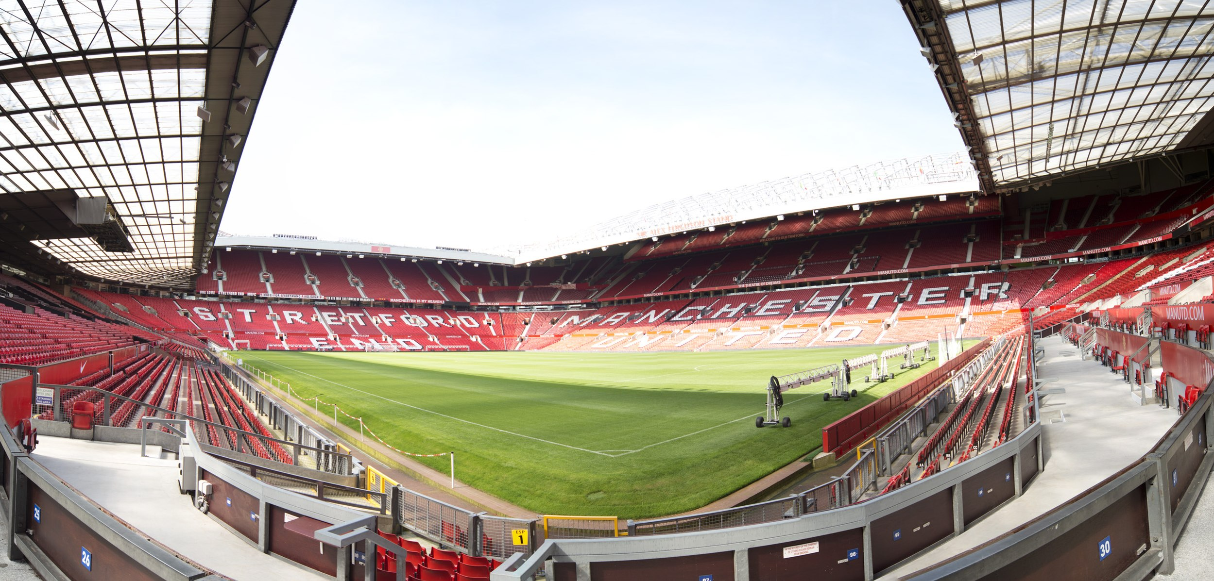 Old Trafford - The complete information and online sale with