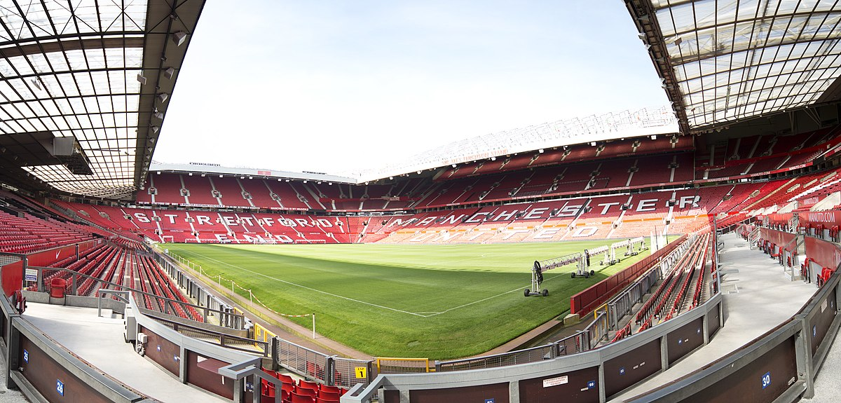 Old Trafford - Wikipedia