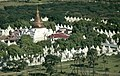 Mandalay-Kuthodaw 01-von Mandalay Hill-gje.jpg