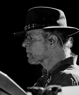 Manfred Mann (musician) - Manfred Mann, Zelt-Musik-Festival 2017 in Freiburg, Germany