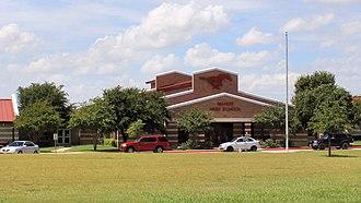 Manor Independent School District - Manor High School