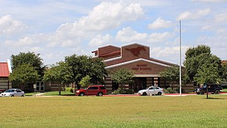 Manor, Texas - Manor High School