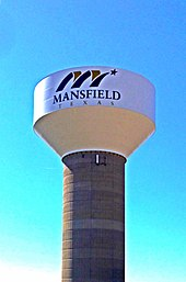 Texas State Nursing >> Mansfield, Texas - Wikipedia