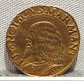 Mantova, federico II gonzaga marchese, oro, 1484-1519, 03.JPG