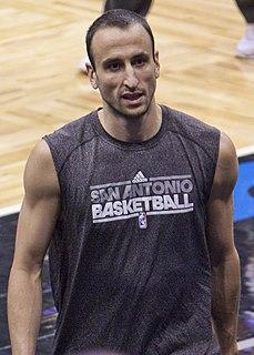 Manu Ginóbili Argentine basketball player