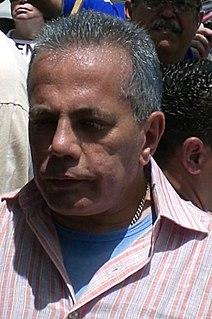 Manuel Rosales Venezuelan politician