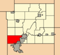 MapHighlightingTownOfWheatonChippewaCtWI.png