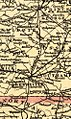 Map Showing the Norfolk - Wilmington and Charleston Railroad in 1891 Cropped to show the Petersburg Railraod.jpg