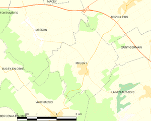 Map commune FR insee code 10307.png