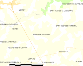 Map commune FR insee code 27222.png