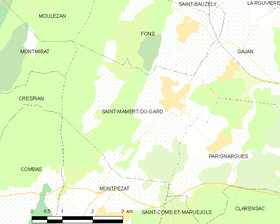 Map commune FR insee code 30281.png