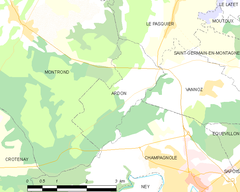 Map commune FR insee code 39015.png