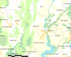 Map commune FR insee code 39326.png