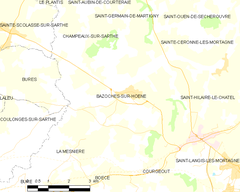 Map commune FR insee code 61029.png