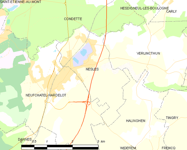 File:Map commune FR insee code 62603.png