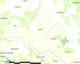 Map commune FR insee code 64414.png