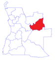 Map of Lunda Sul Province 2014.png