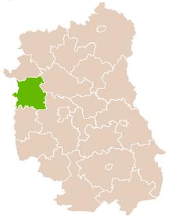 Puławy County County in Lublin, Poland