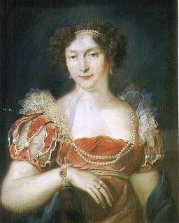 Duchess Marie of Württemberg Duchess consort of Saxe-Coburg and Gotha