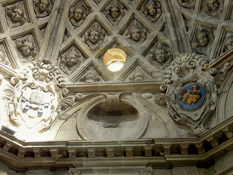 Fichier marines 95 glise saint r mi chapelle du sacr - Plafond de la chapelle sixtine description ...