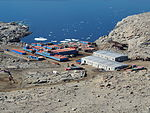 Mario Zucchelli Station, Terra Nova Bay, Antarctica.JPG