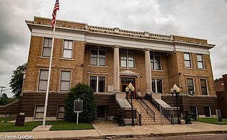 Marion County, Texas - Image: Marion County Courthouse 1 (1 of 1)