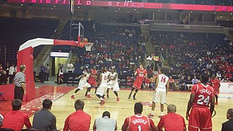 Metro Atlantic Athletic Conference - Marist vs Fairfield at Webster Bank Arena