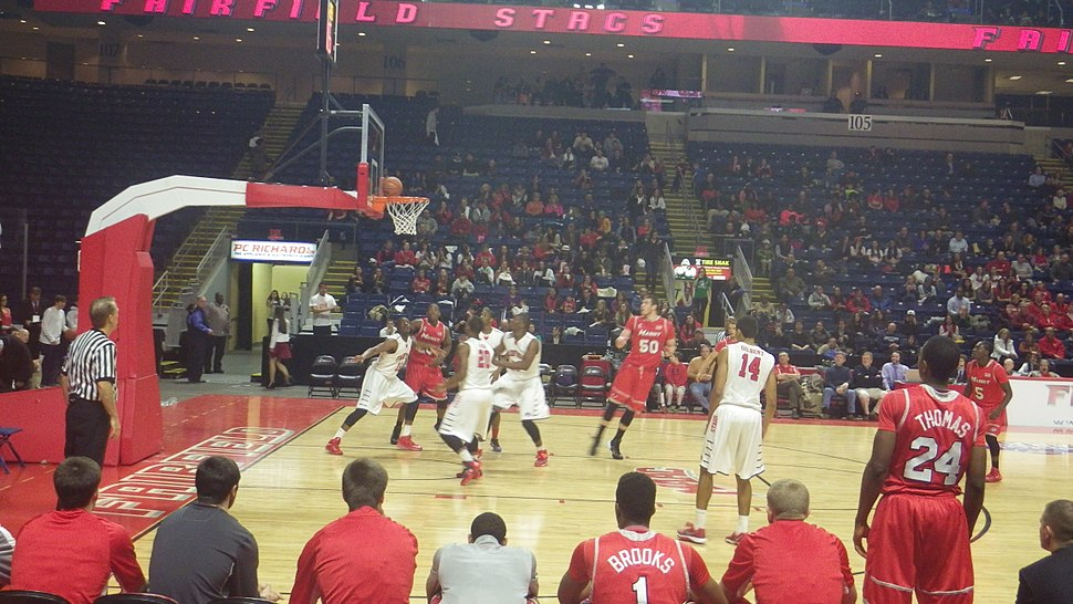 Marist vs Fairfield at The Webster Bank Arena