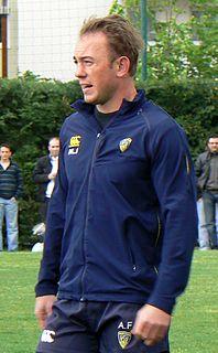 Marius Joubert South African rugby union footballer