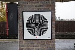 Mark Wallinger Labyrinth 265 - Hounslow Central.jpg