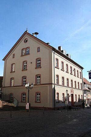 Marktheidenfeld - Historic town hall