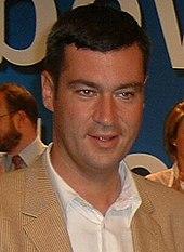 markus sder 2003 - Markus Soder Lebenslauf