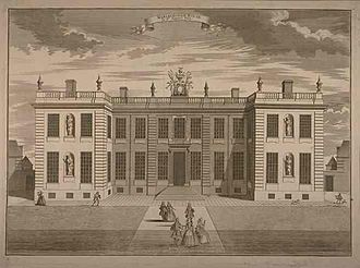 1711 in architecture - Marlborough House