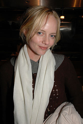 Marley Shelton - Shelton in early 2008