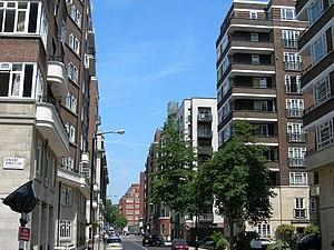 Marsham Street - Marsham Street SW1