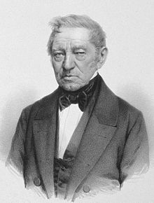 Hinrich Lichtenstein in later life (Source: Wikimedia)