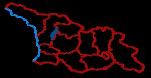 Martvili Municipality - Martvili District