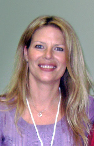 Mary Elizabeth McGlynn - Mary Elizabeth McGlynn at Otakon in 2009