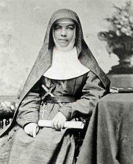 Australian foundress and saint
