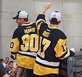 Matt Murray & Bryan Rust (28014738261) (cropped).jpg