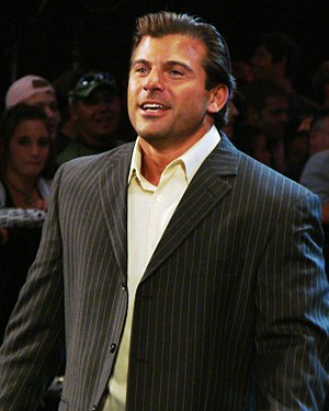 Matt Striker at a WWE SmackDown taping. i wire...