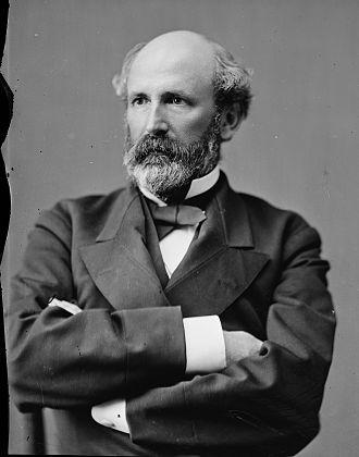 53rd United States Congress - Senate President pro tempore Matt W. Ransom