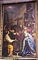 Matteo rosselli, riconoscimento della vera croce, 1644 ca. 01.JPG