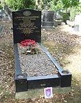 Matthew Edward Marshall Parachute Regiment grave New Southgate Cemetery.JPG