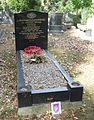 Matthew Edward Marshall Parachute Regiment grave New Southgate Cemetery.JPG