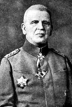 Max von Boehn (general) - Image: Max von Boehn (1850 1921)