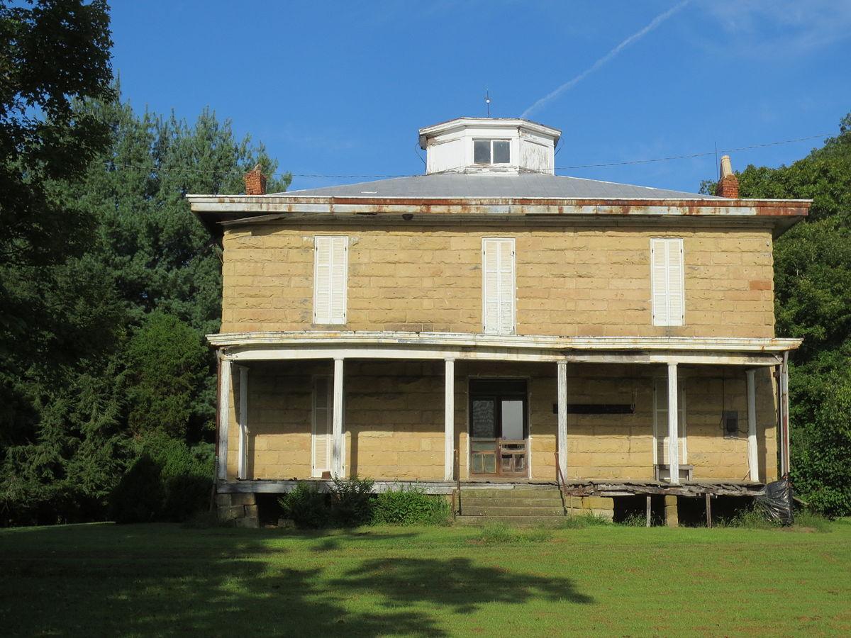 Gen john mccausland house wikipedia for Generation house